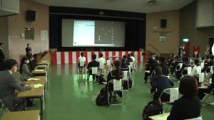 北中城村で表彰式が開催され沖縄の動画や映像の会社マルキンが表彰